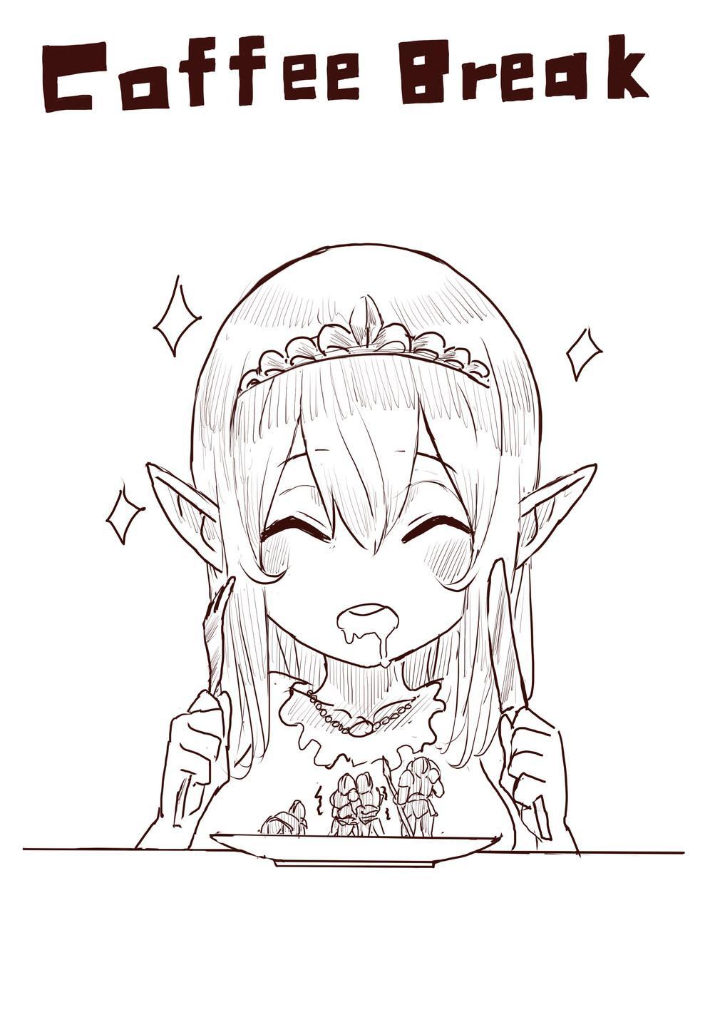 Elf Princess Strikes Back Part1 87