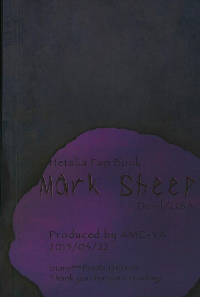 Mark Sheep 59