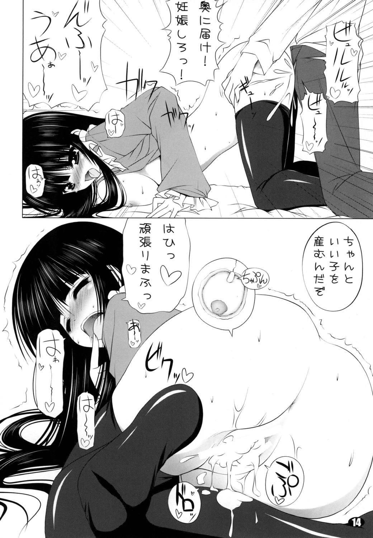Teruyo-sama wa Hikikomori!! 12
