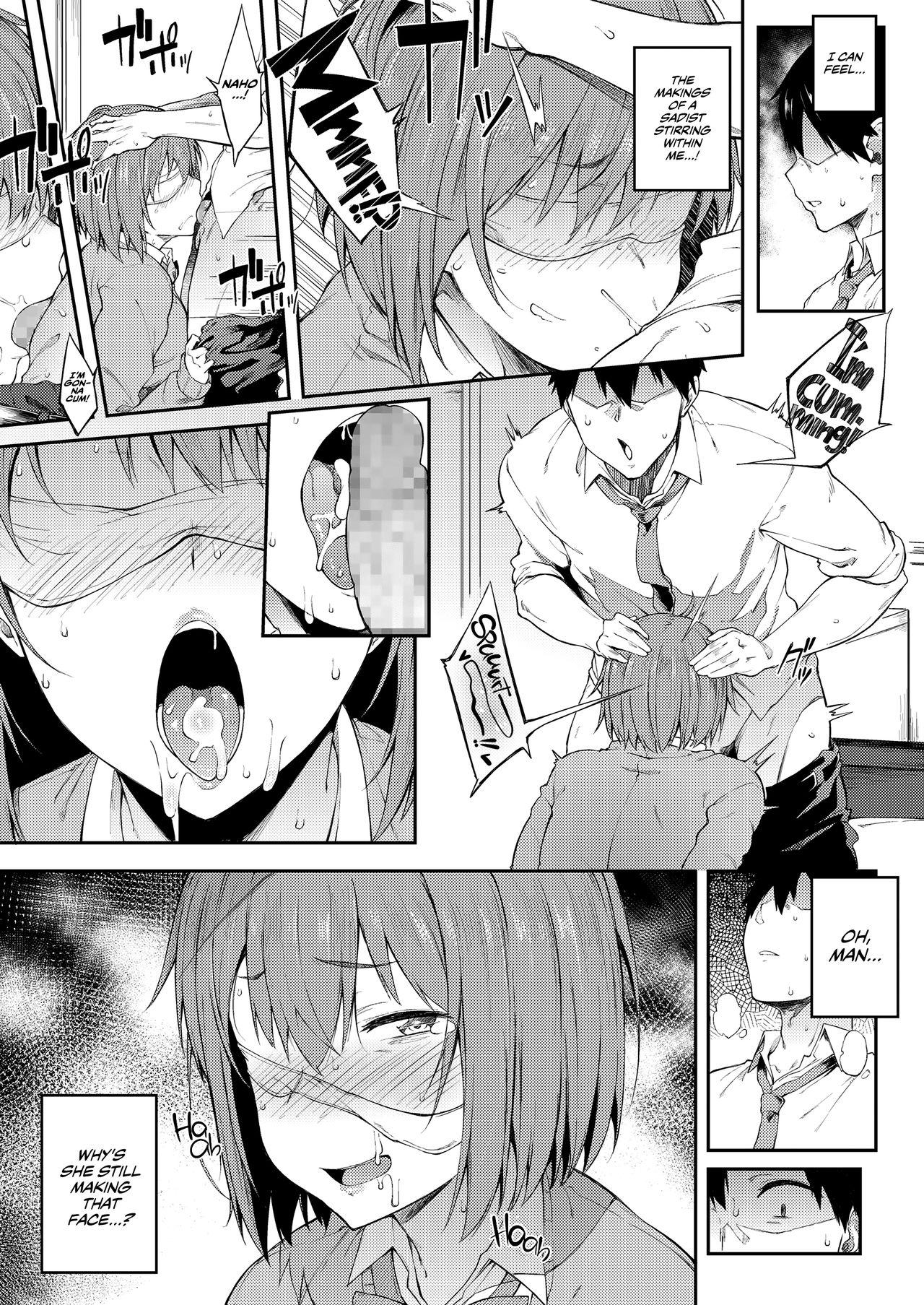 Zenryaku, Kanojo no Seiheki ga Nanameue deshita   A Girl's Weird Fetishes are Brought to Light! 4