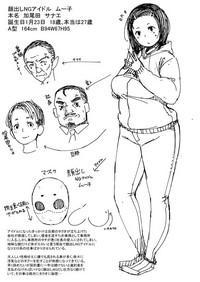 Masked Idol Muko 0