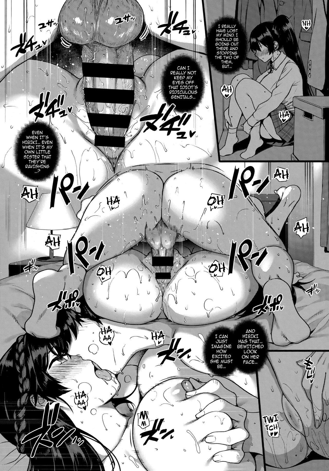 [Katsurai Yoshiaki] Amatsuka Gakuen no Ryoukan Seikatsu | Angel Academy's Hardcore Dorm Sex Life 1-2, 3.5-5 [English] {darknight} [Digital] 153