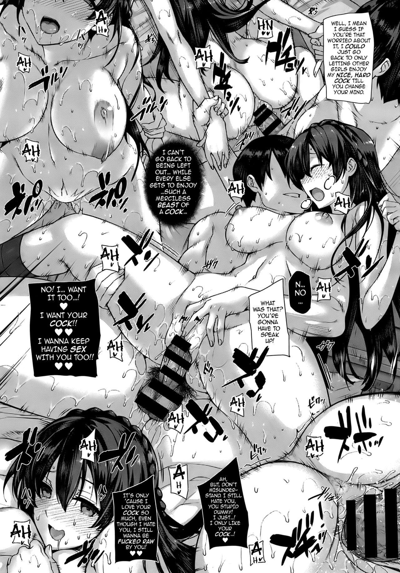 [Katsurai Yoshiaki] Amatsuka Gakuen no Ryoukan Seikatsu | Angel Academy's Hardcore Dorm Sex Life 1-2, 3.5-5 [English] {darknight} [Digital] 27