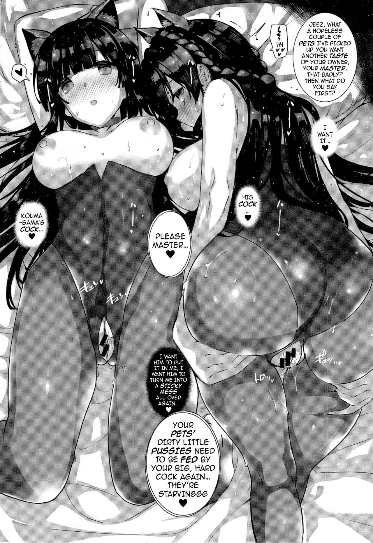 [Katsurai Yoshiaki] Amatsuka Gakuen no Ryoukan Seikatsu | Angel Academy's Hardcore Dorm Sex Life 1-2, 3.5-5 [English] {darknight} [Digital] 48