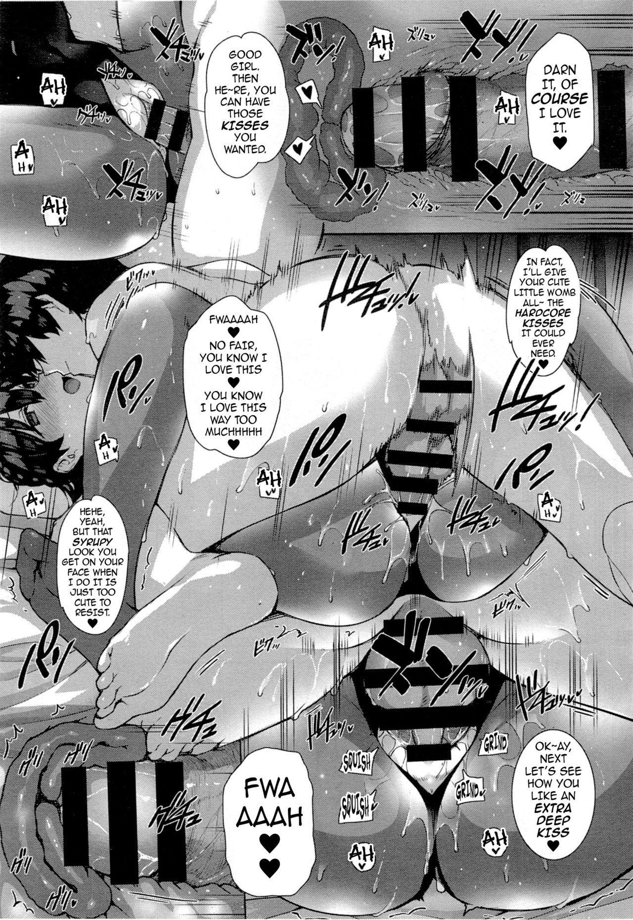 [Katsurai Yoshiaki] Amatsuka Gakuen no Ryoukan Seikatsu | Angel Academy's Hardcore Dorm Sex Life 1-2, 3.5-5 [English] {darknight} [Digital] 59