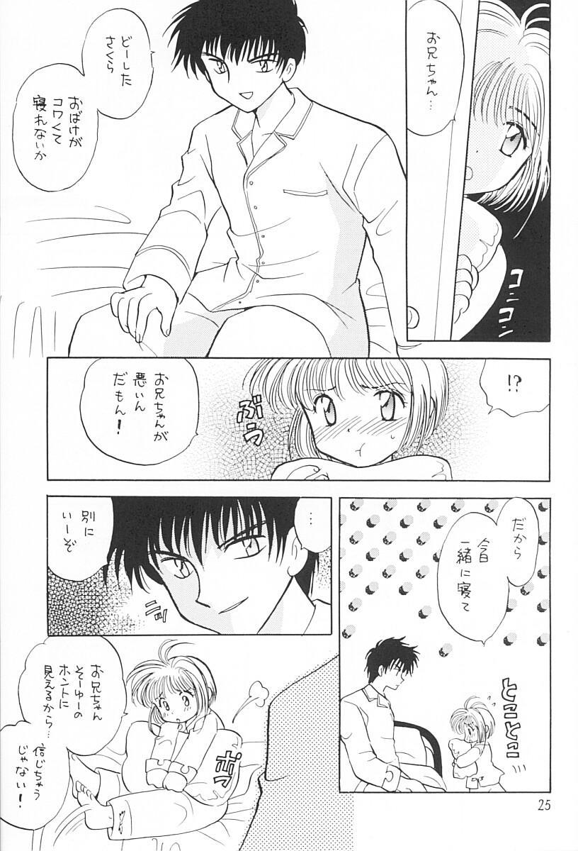 Sakura Magic 23