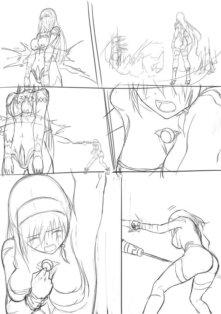 Main story of Ultra-Girl Sophie 109