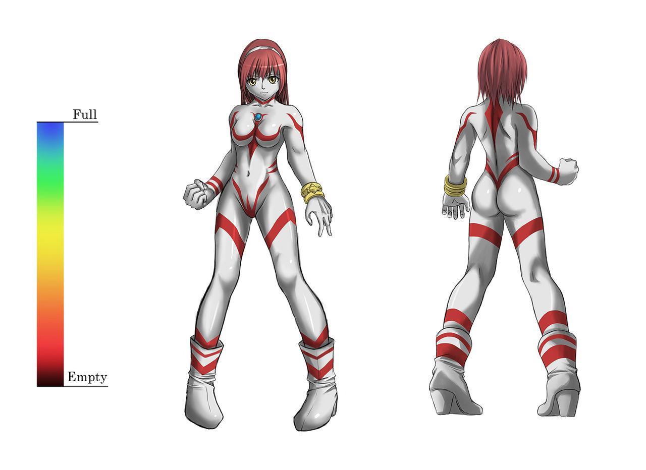 Main story of Ultra-Girl Sophie 2