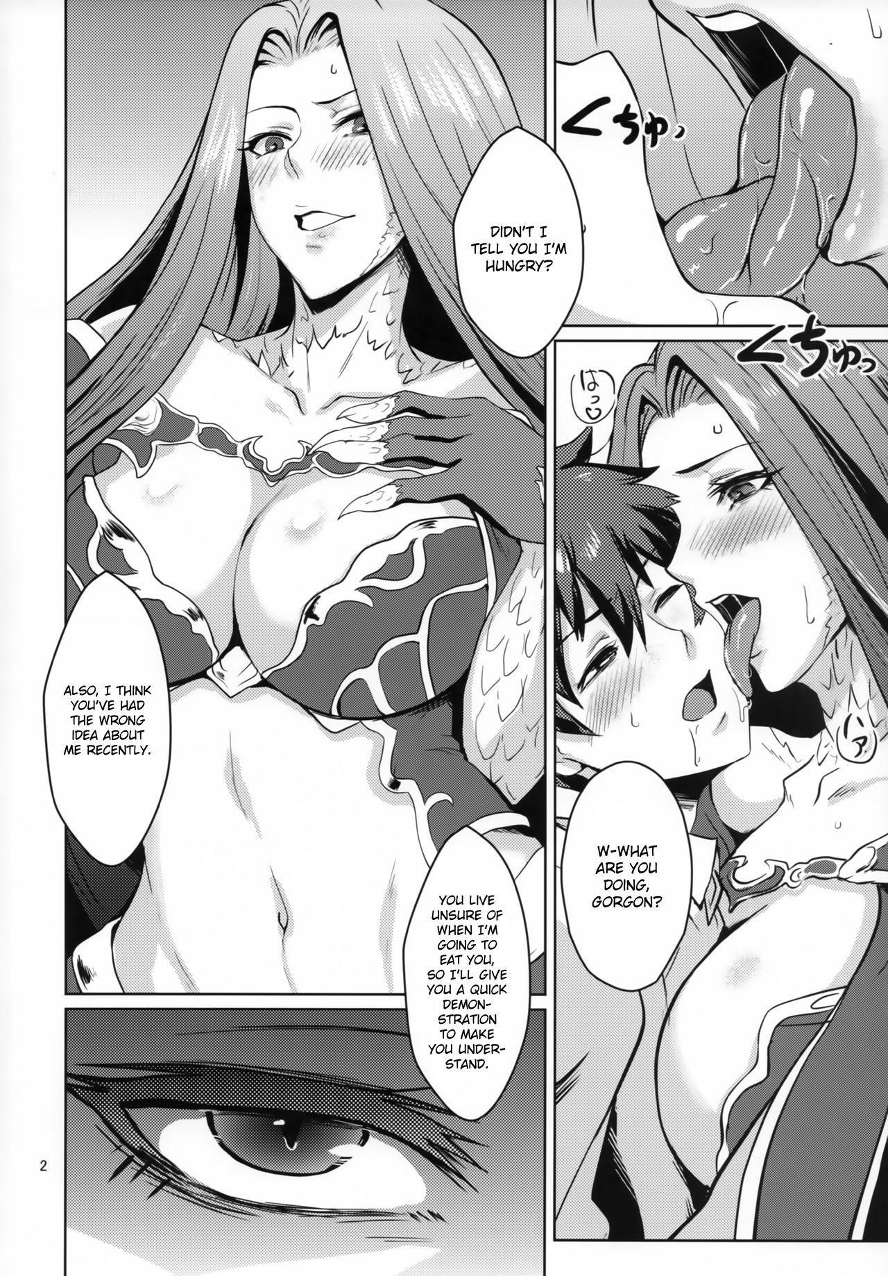 Gorgon Blossom 2
