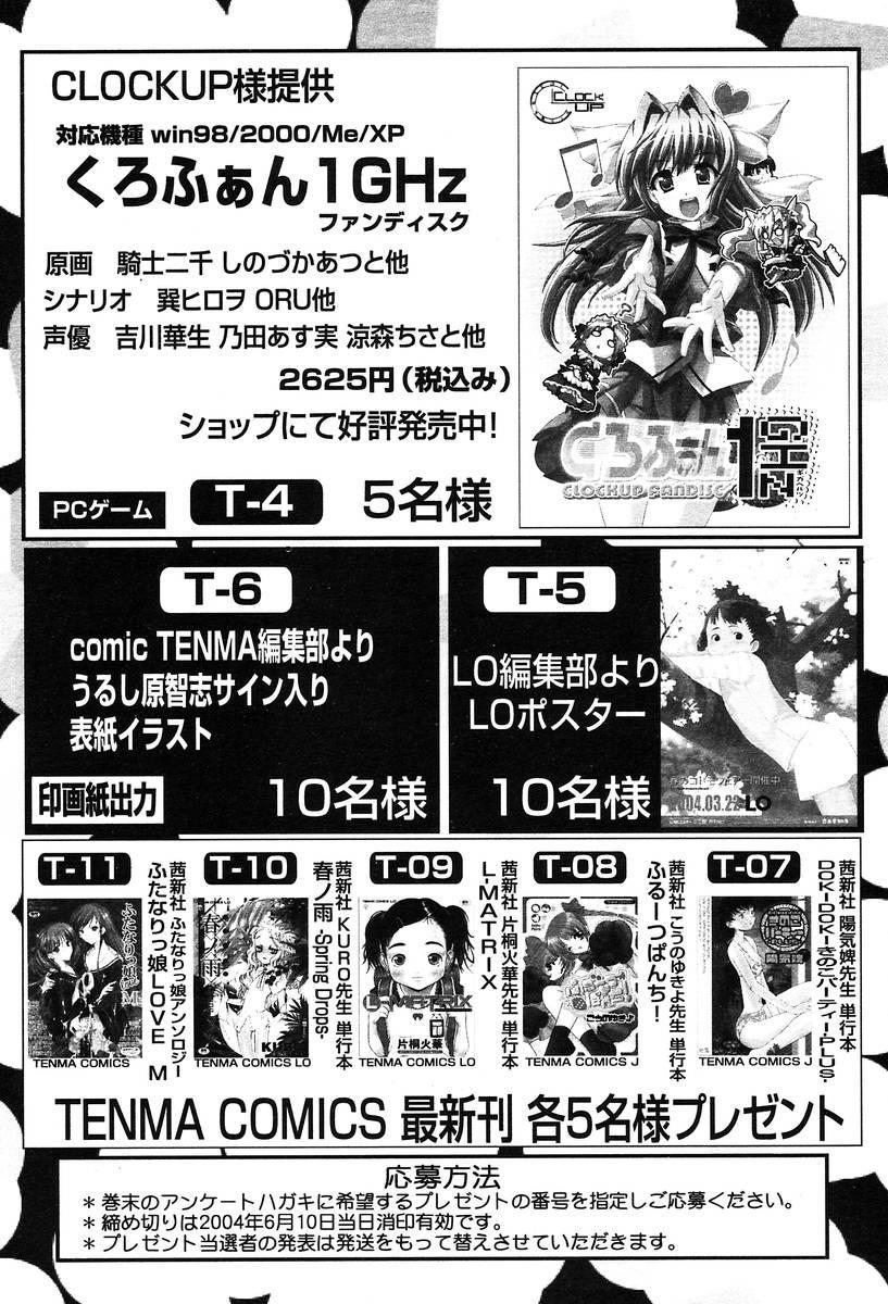 COMIC TENMA 2004-06 407