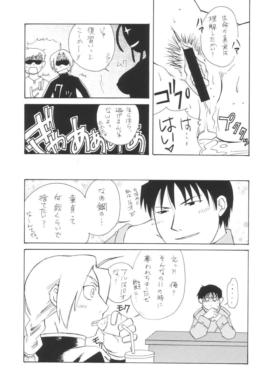 Hagane no Busou Renkin Jutsushi 75