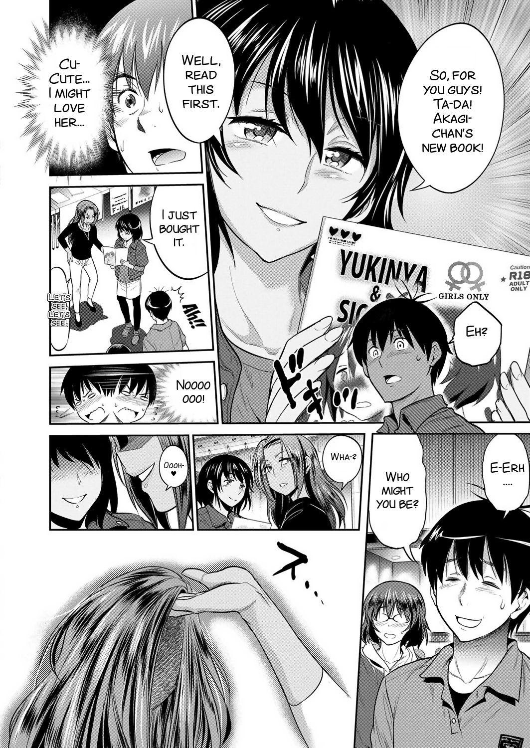 [DISTANCE] Joshi Luck! ~2 Years Later~ Ch. 7-8.5 [English] [SMDC] [Digital] 7