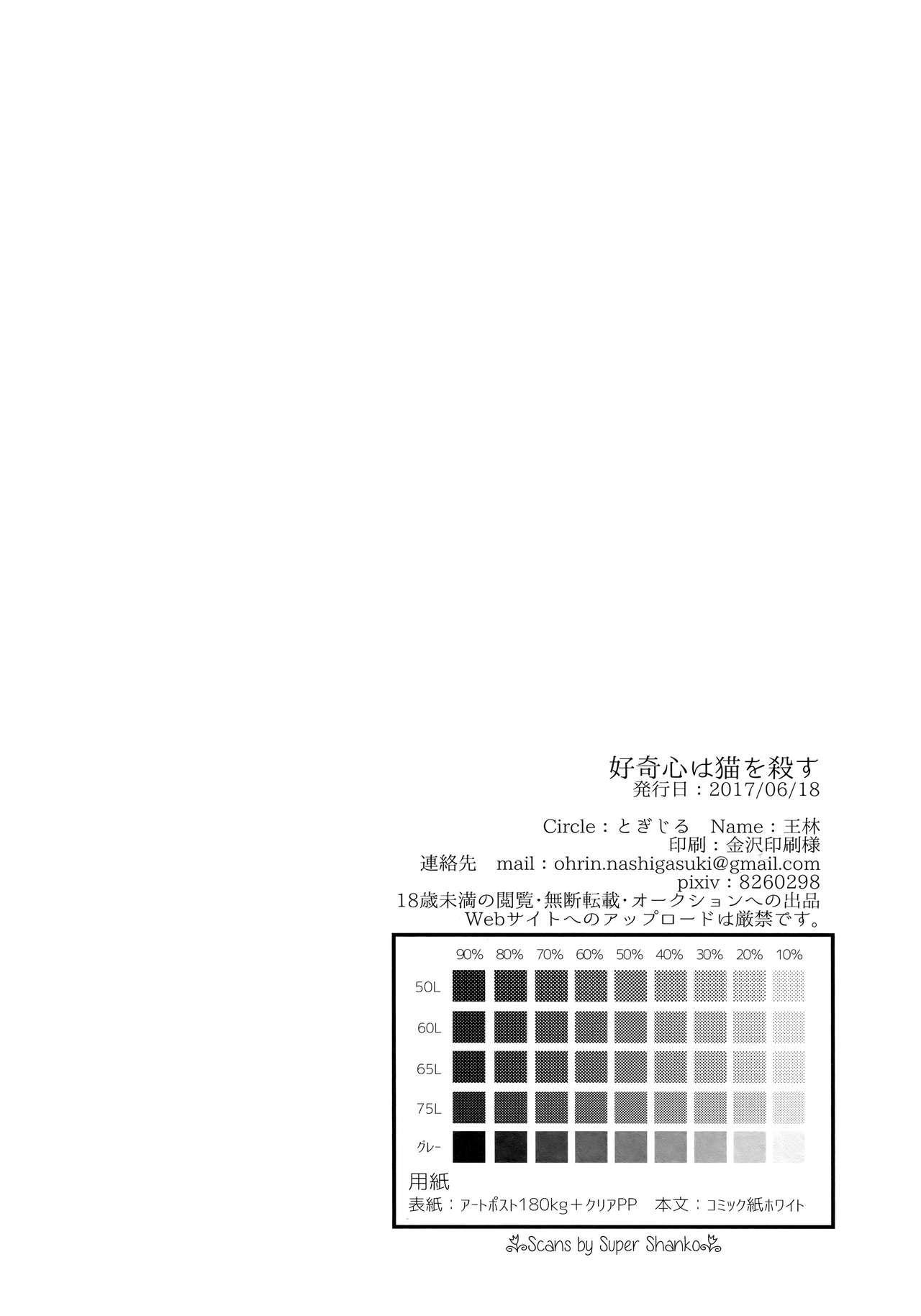 Koukishin wa Neko o Korosu 35