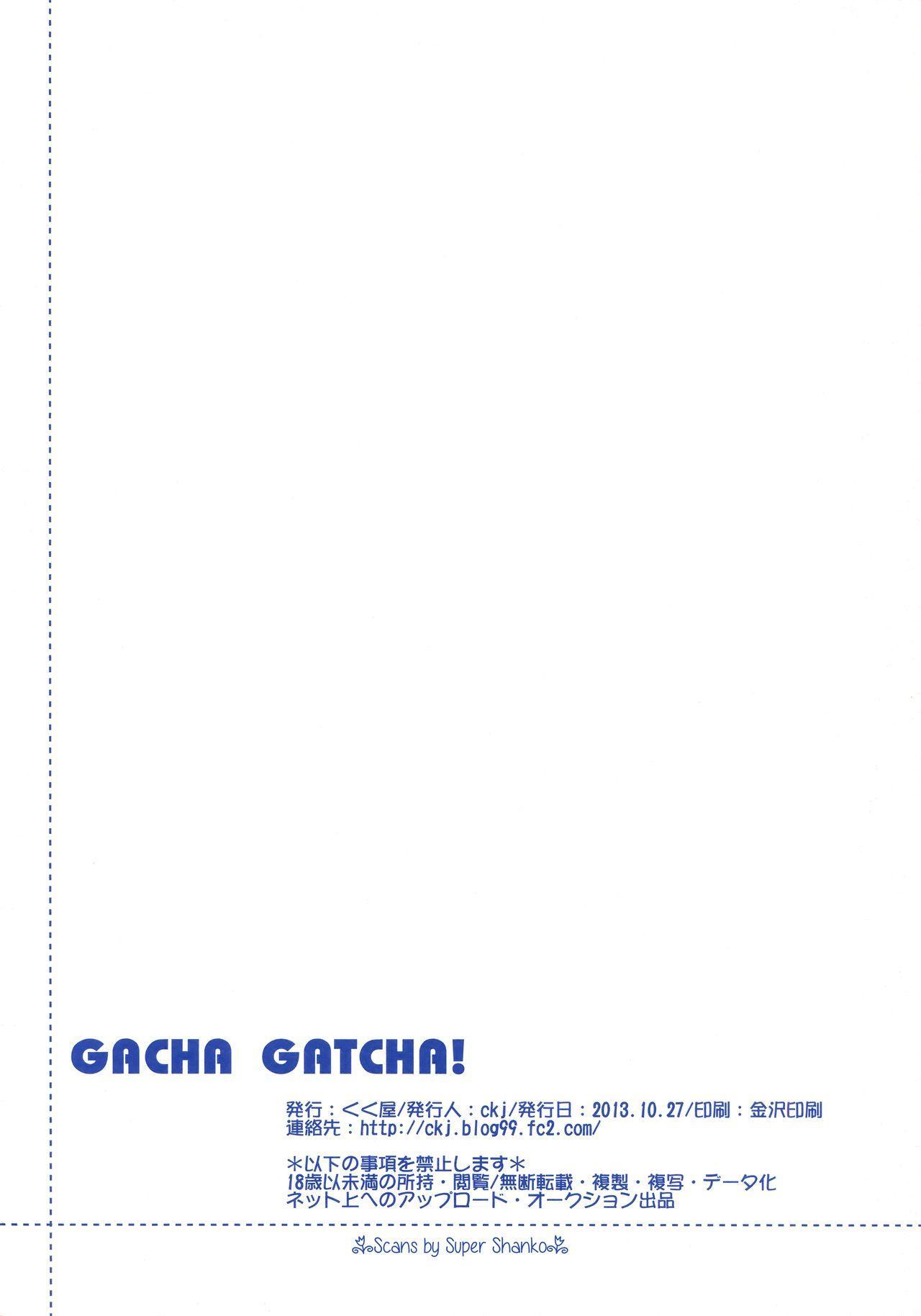 GACHA GATCHA! 34