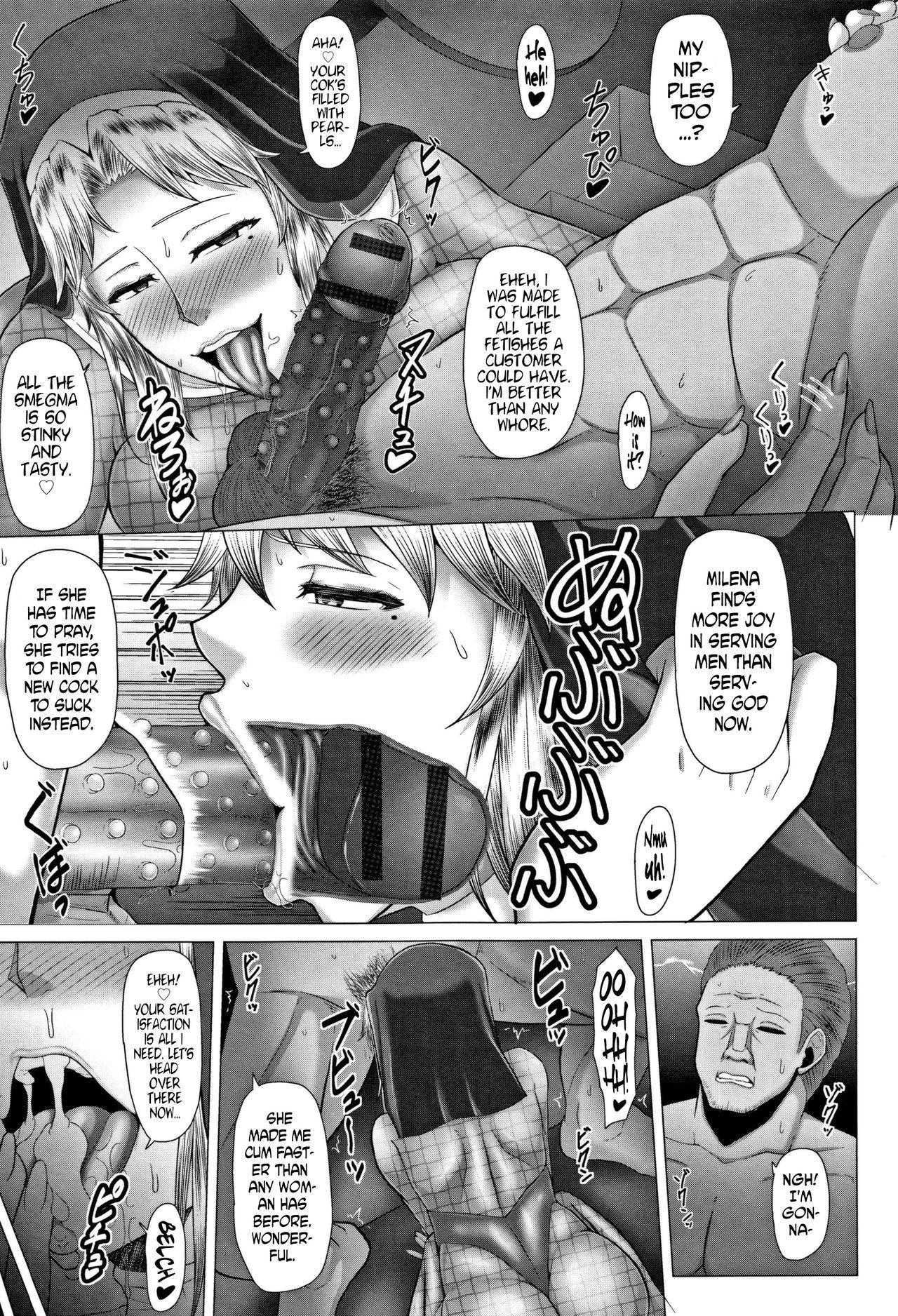 [Inoue Nanaki] Joushiki Daha! Kuro Gal Bitch-ka Seikatsu Ch. 1-3, 5-8 [English] [Dark Mac + N04h] 52