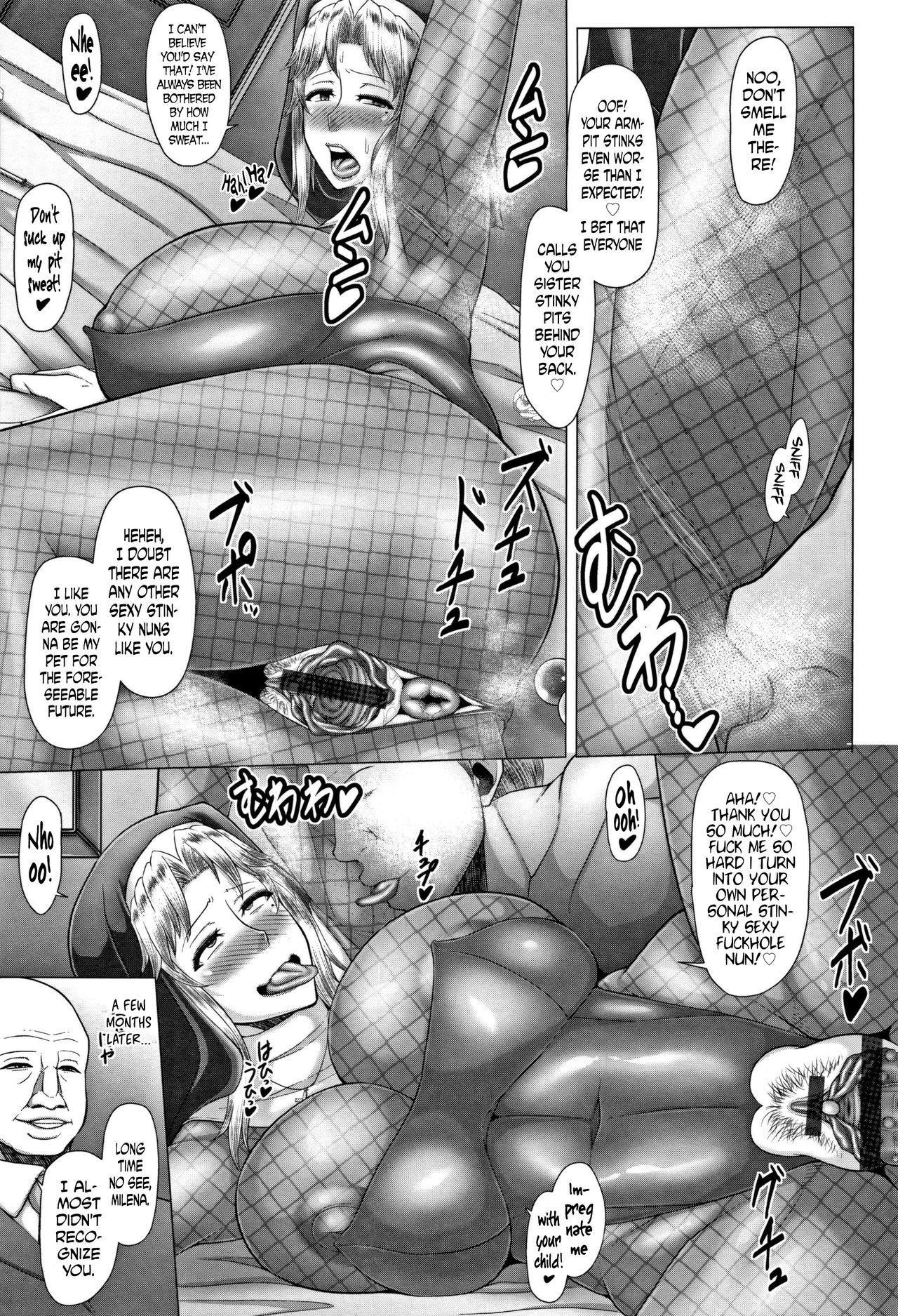 [Inoue Nanaki] Joushiki Daha! Kuro Gal Bitch-ka Seikatsu Ch. 1-3, 5-8 [English] [Dark Mac + N04h] 56