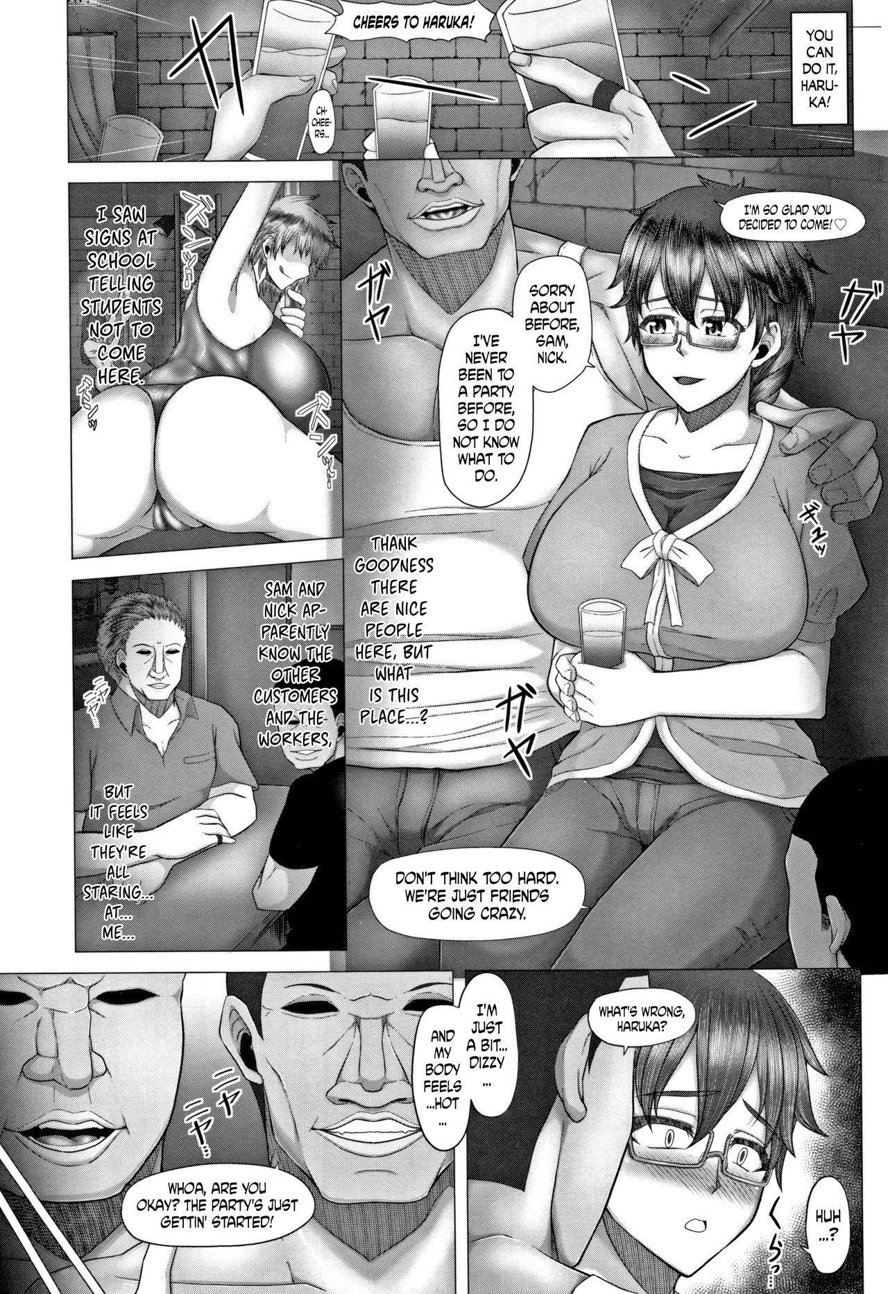 [Inoue Nanaki] Joushiki Daha! Kuro Gal Bitch-ka Seikatsu Ch. 1-3, 5-8 [English] [Dark Mac + N04h] 87