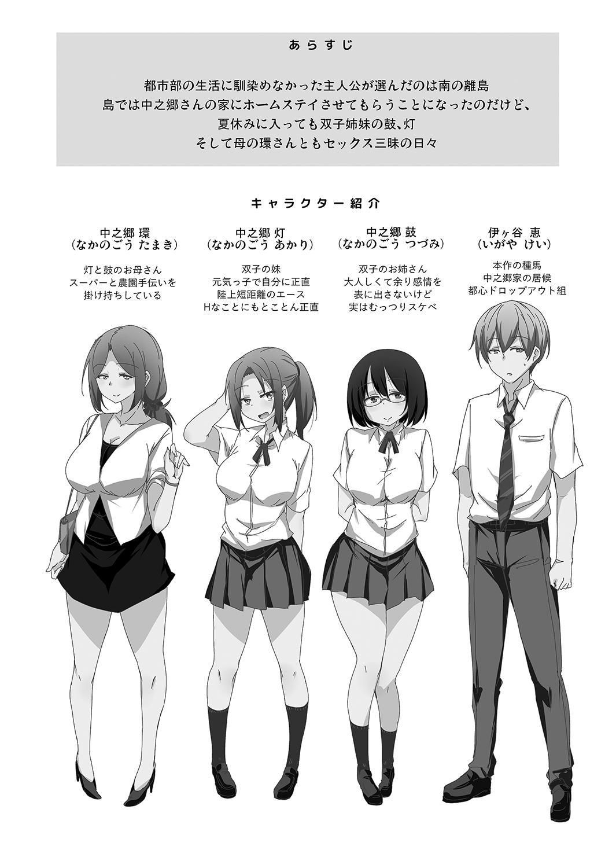 Ritou e Tenkou Shitara Host Family ga Dosukebe de Komaru 7 3