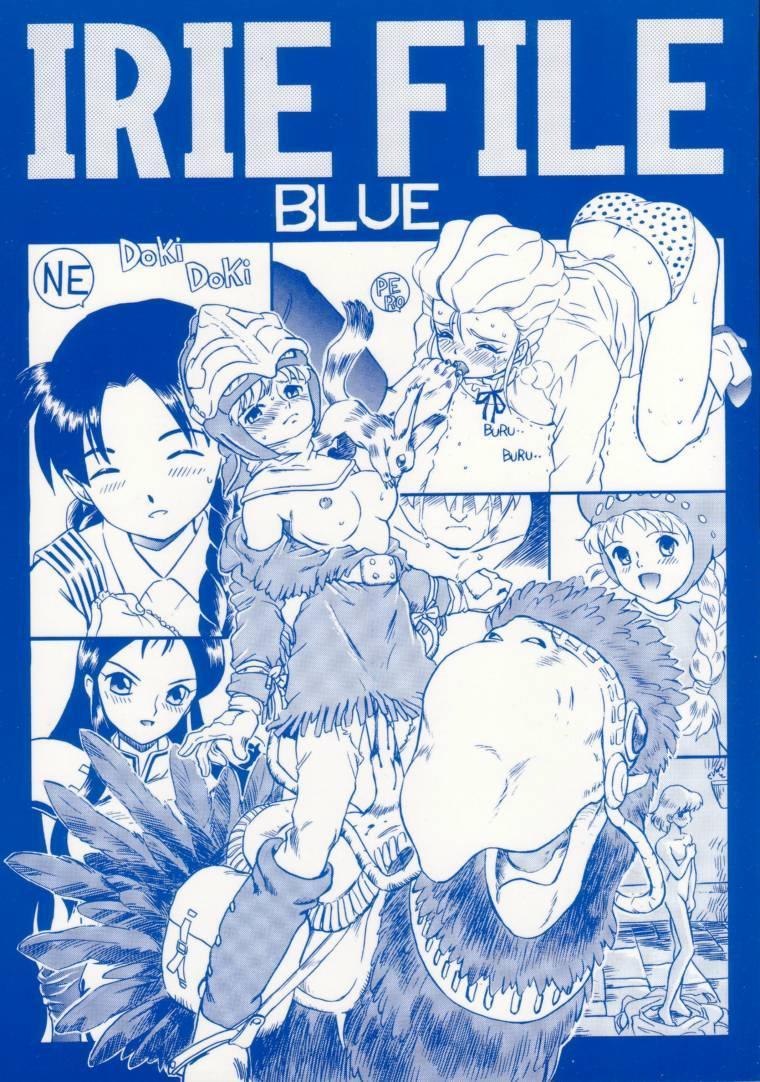 IRIE FILE BLUE 0