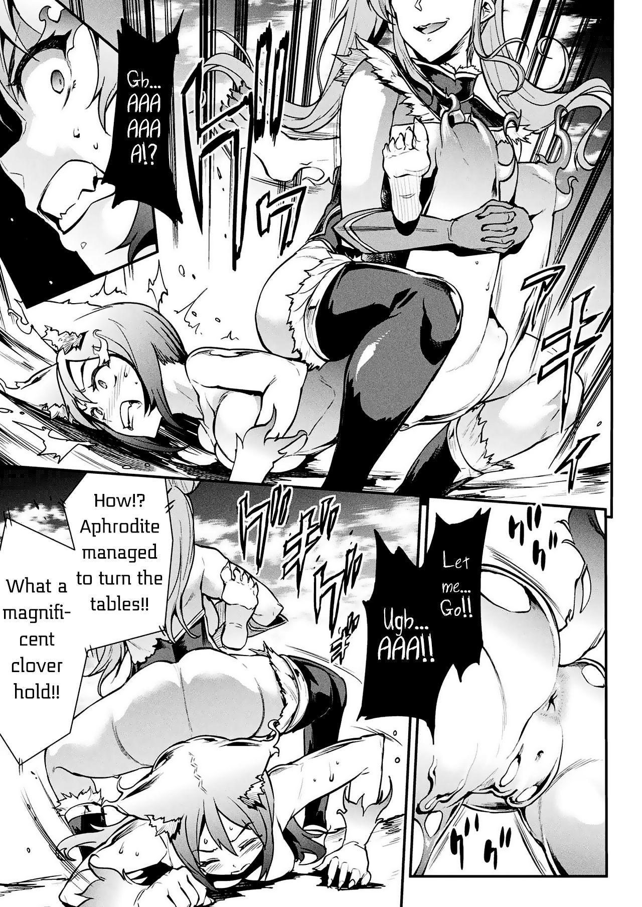 [Erect Sawaru] Raikou Shinki Igis Magia -PANDRA saga 3rd ignition- Ch. 8-10 [English] [Digital] 49