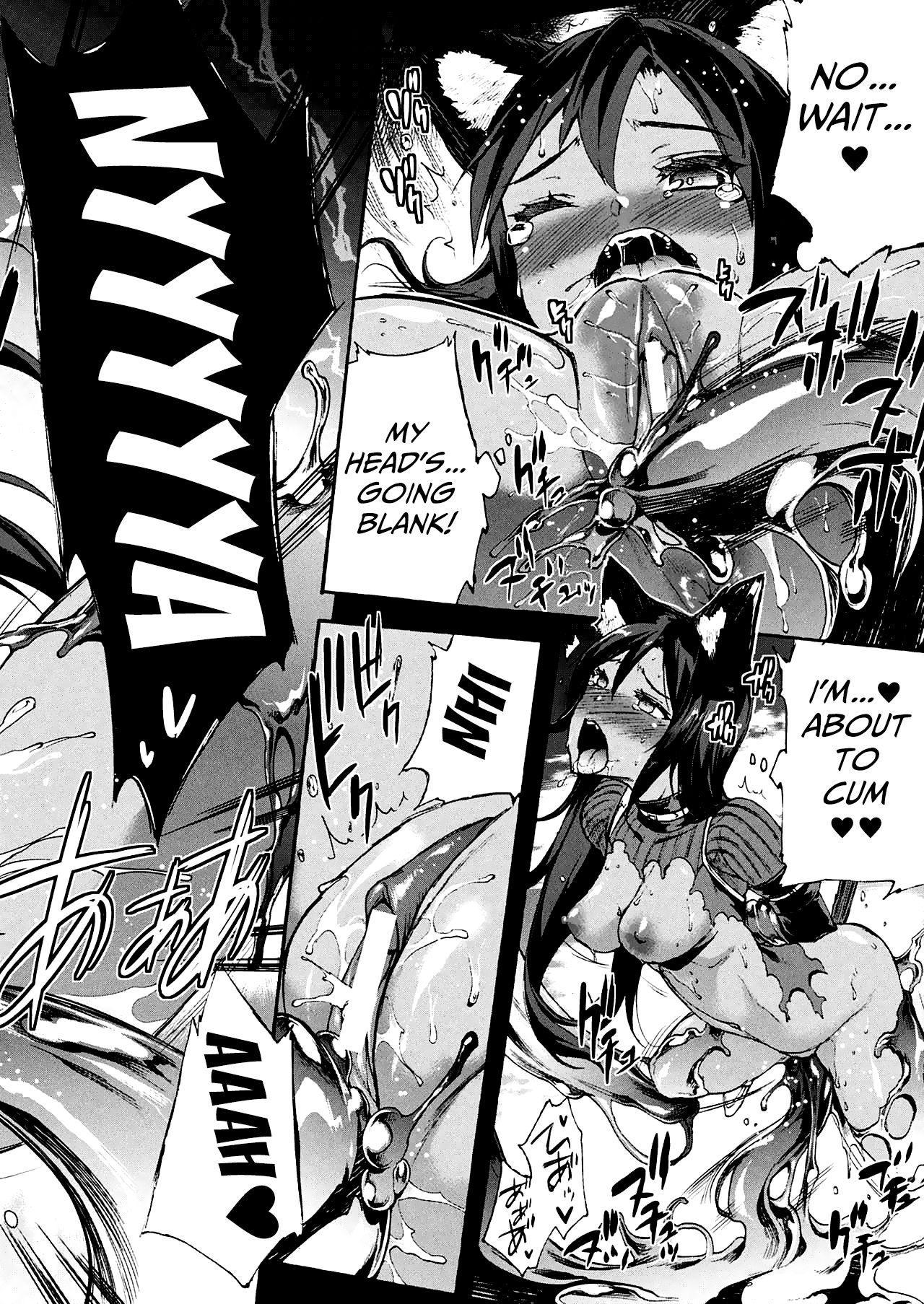 [Erect Sawaru] Raikou Shinki Igis Magia -PANDRA saga 3rd ignition- Ch. 8-10 [English] [Digital] 7