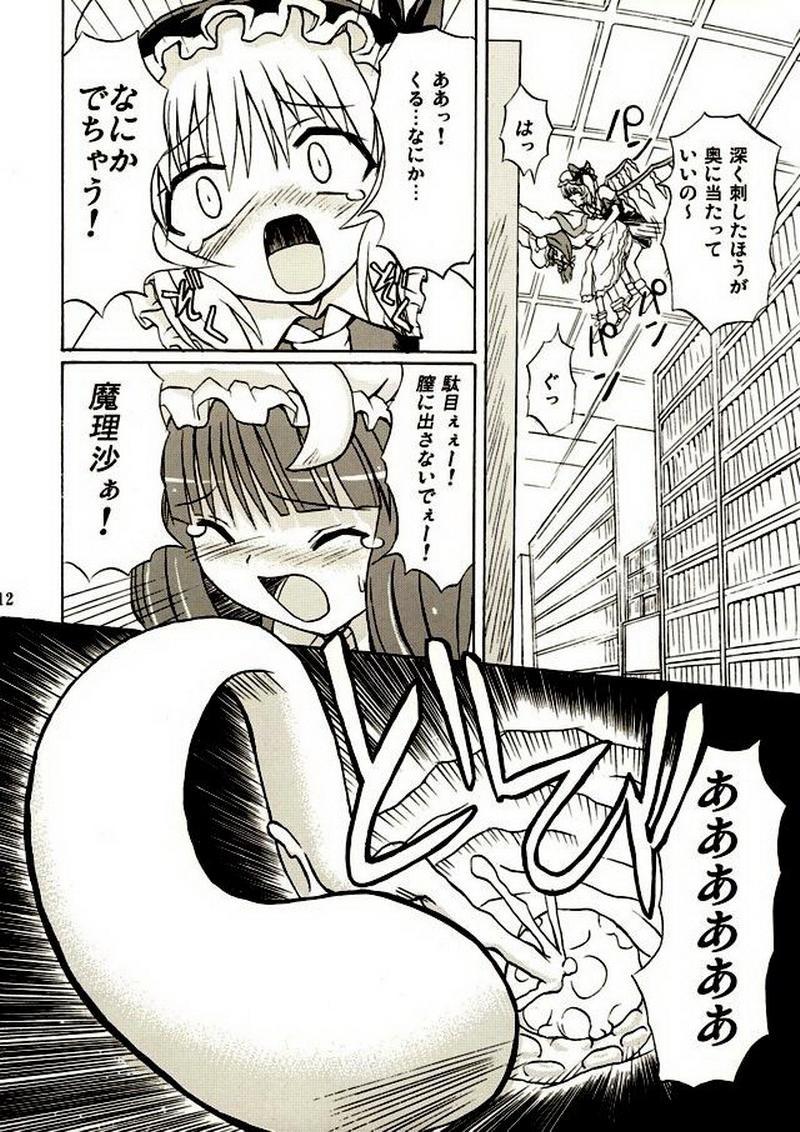 Touhou Youjo Ranbu 2 10