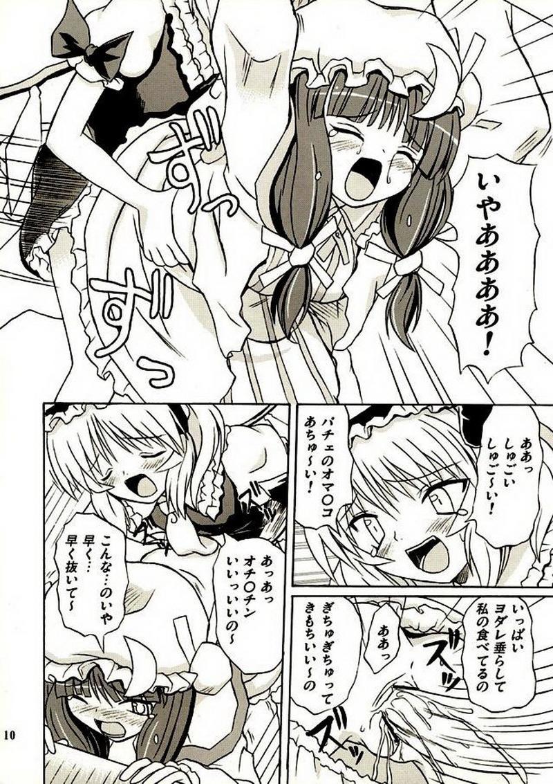Touhou Youjo Ranbu 2 8