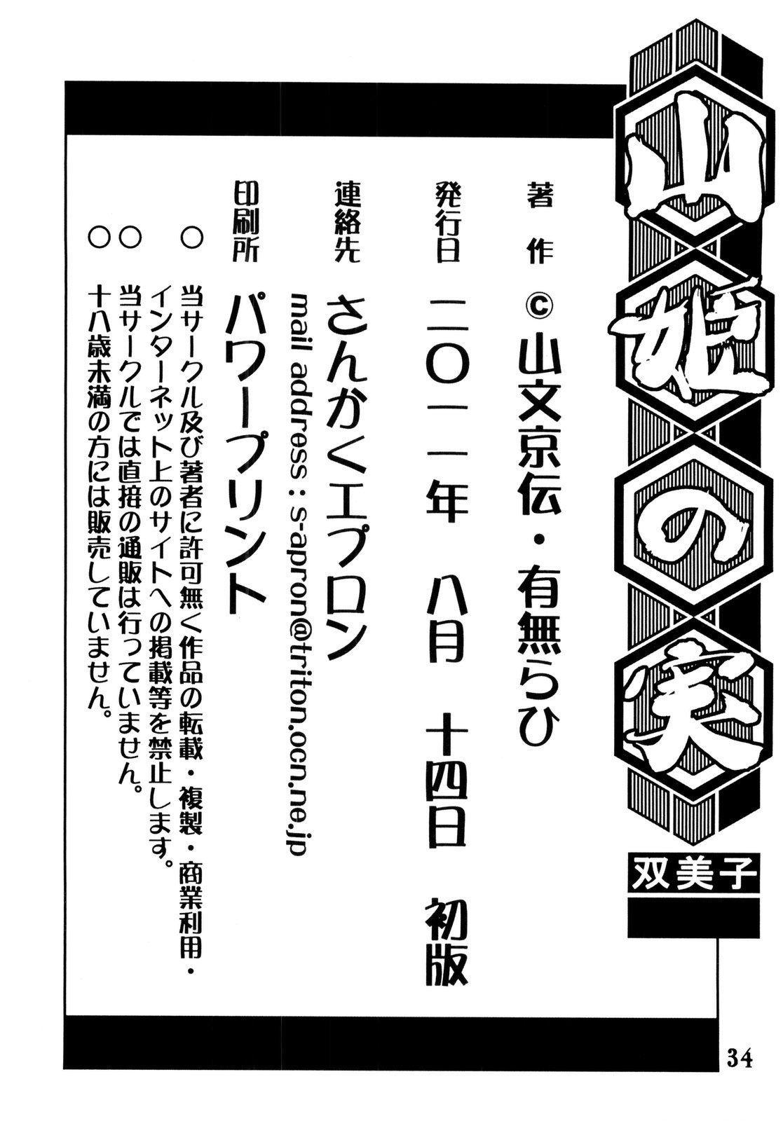 Akebi no Mi - Fumiko 33