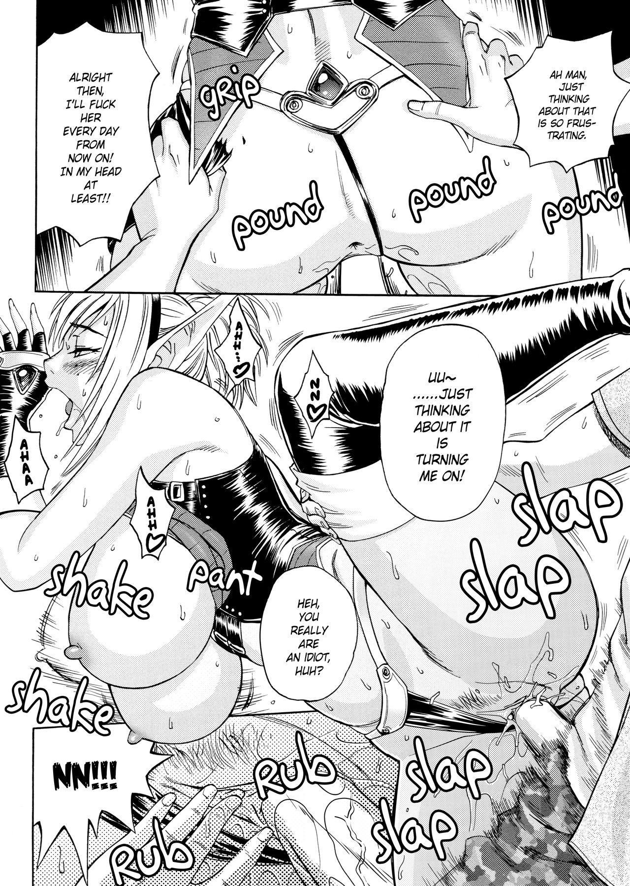 [Tatsunami Youtoku, Yamazaki Masato] Bijin Henshuu-chou no Himitsu | Beautiful Editor-in-Chief's Secret Ch. 1-3 [English] [Forbiddenfetish77, Red Vodka] [Decensored] 19