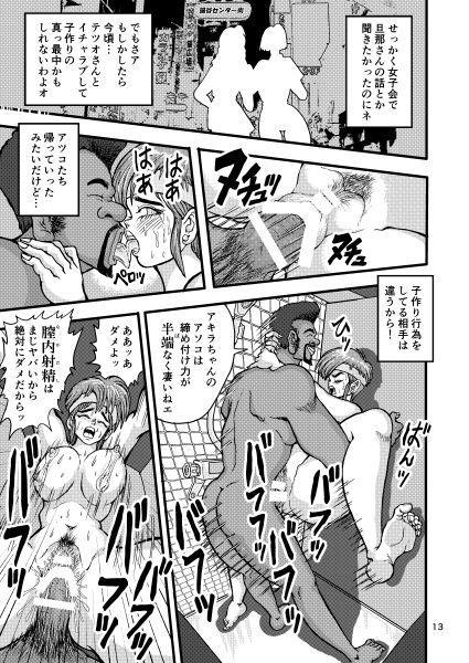セク友遊び妻アキラ 12