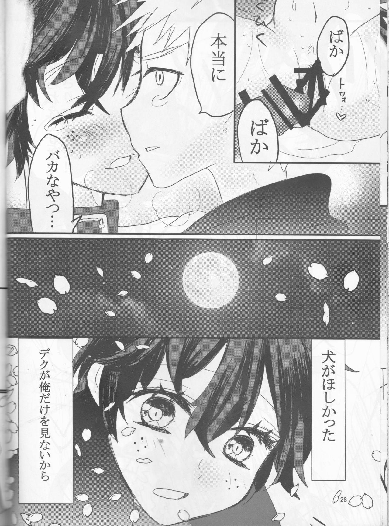 Yozakura Sanpomichi (Boku no Hero Academia] 27