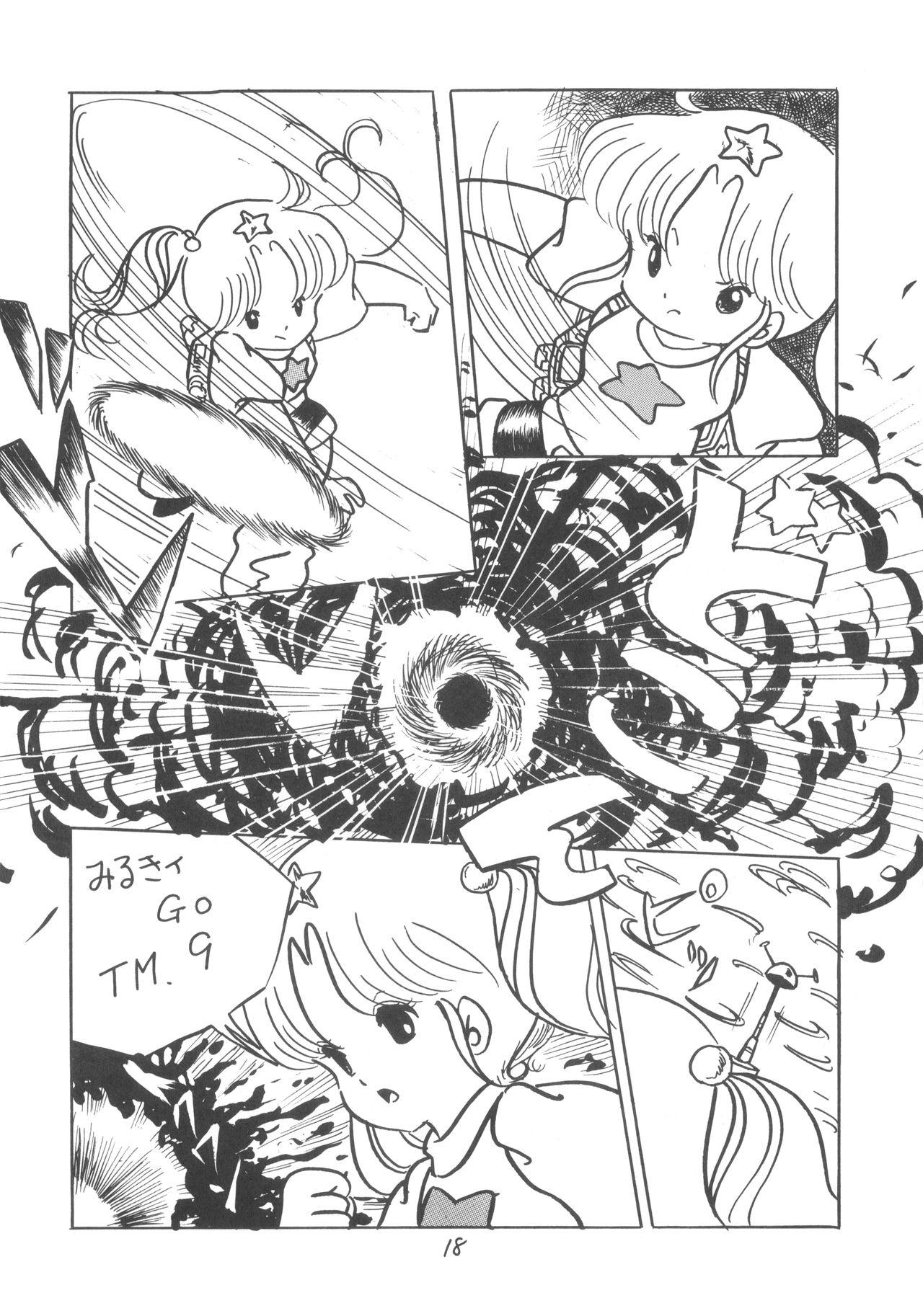 TEKUNO RORIA 19