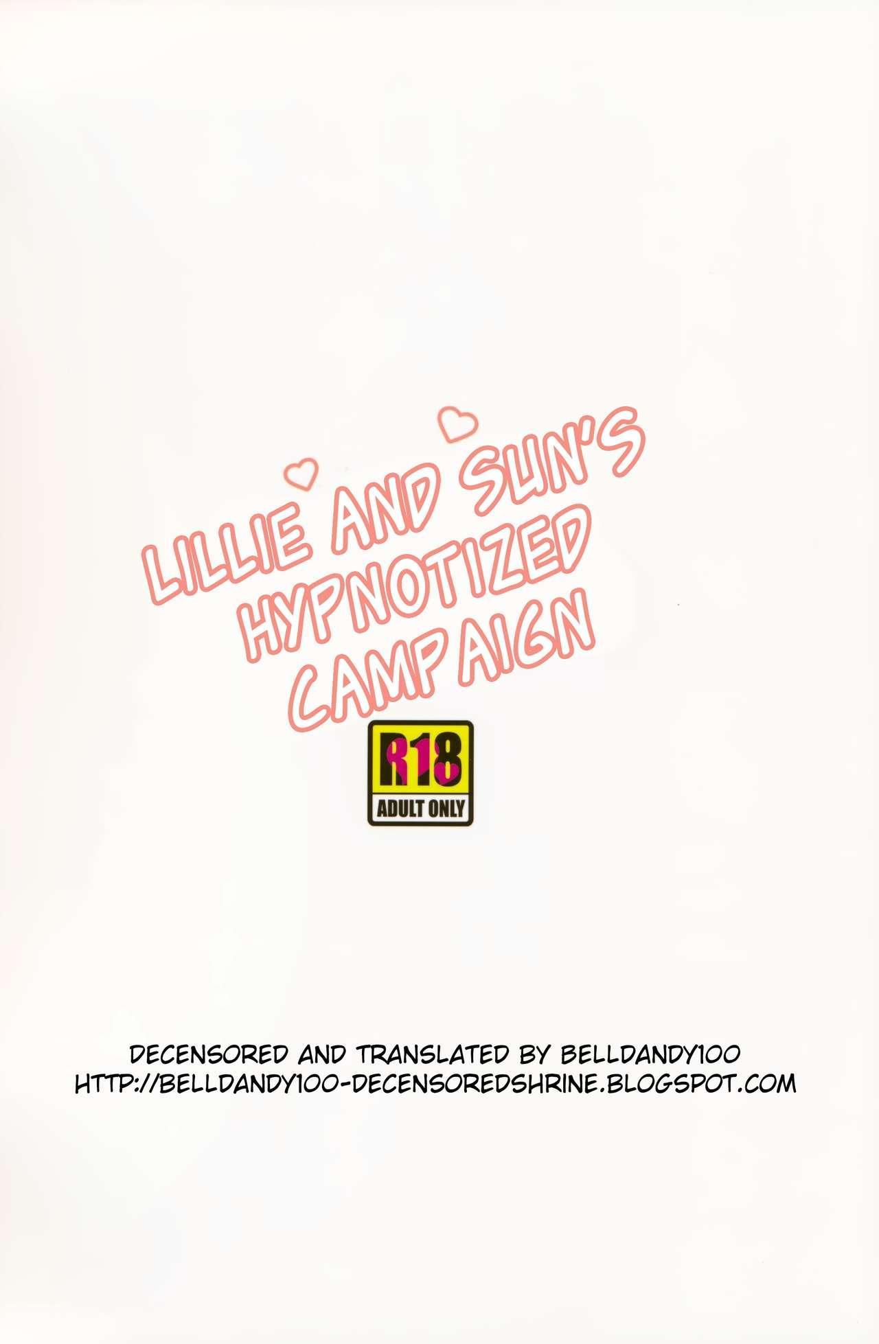 Lillie to Sun no Saimin Daisakusen - Lillie and Sun's Hypnotized Campaign 30