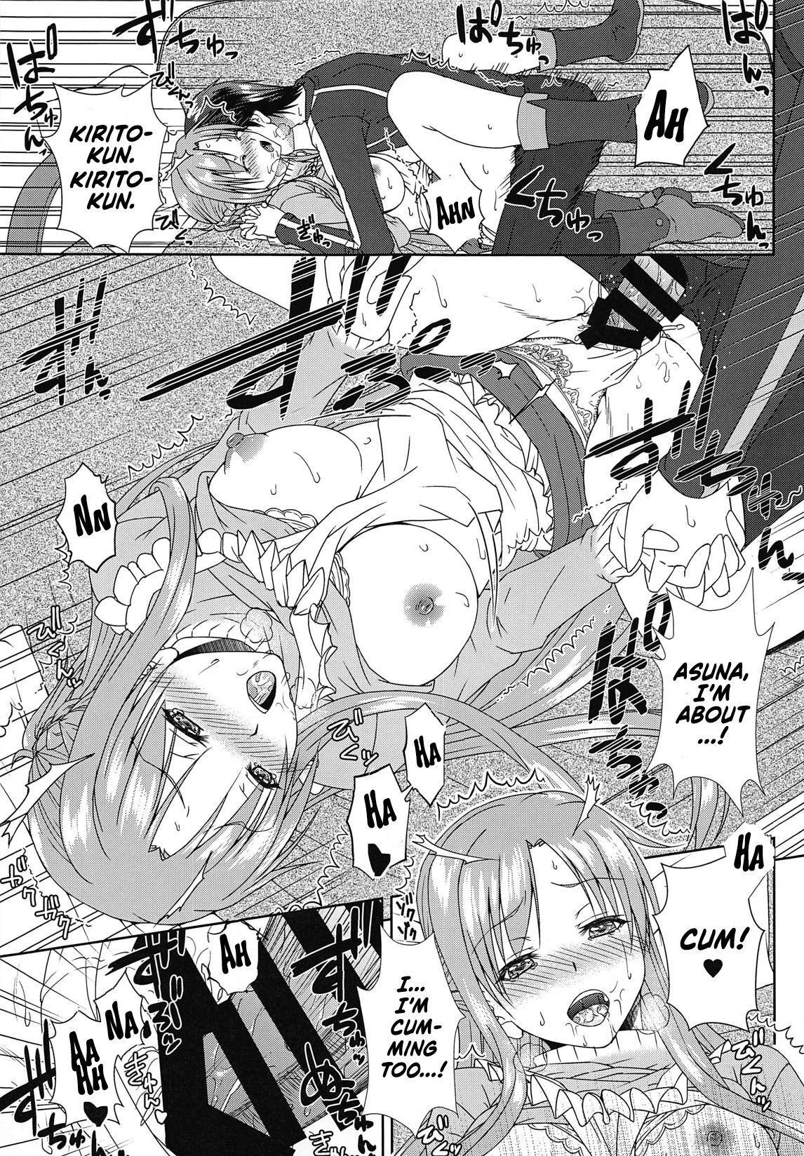 Shinkon dashi Asuna to Omoikkiri Love Love Shiyou! 2 17