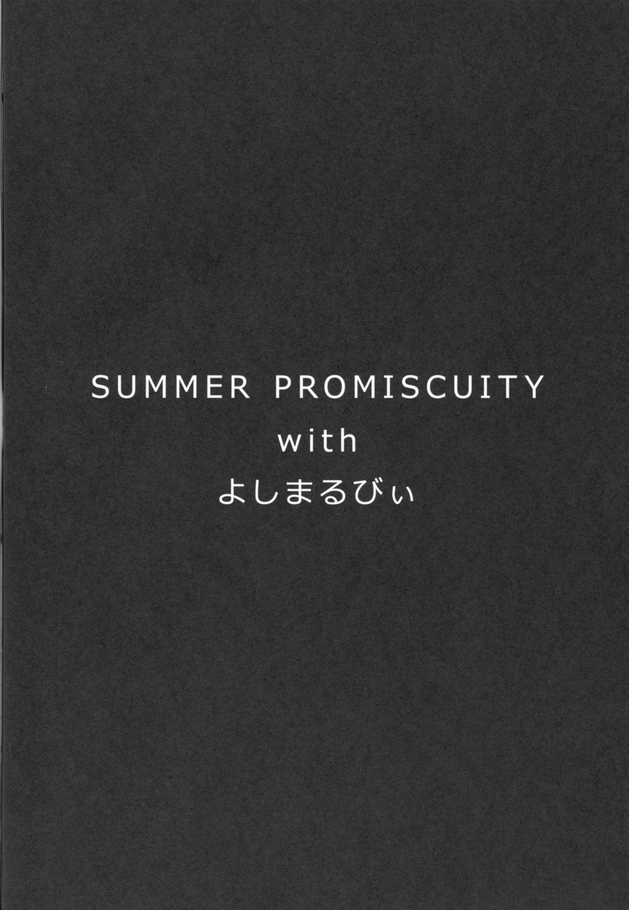 SUMMER PROMISCUITY with Yoshimaruby 2