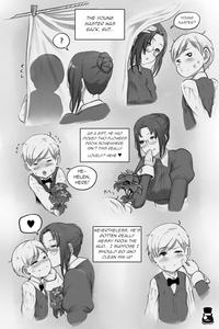 a day of young master and maid 8