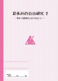 Natsuyasumi no Jiyuu Kenkyuu Riko Choukyou 2-kaime 1