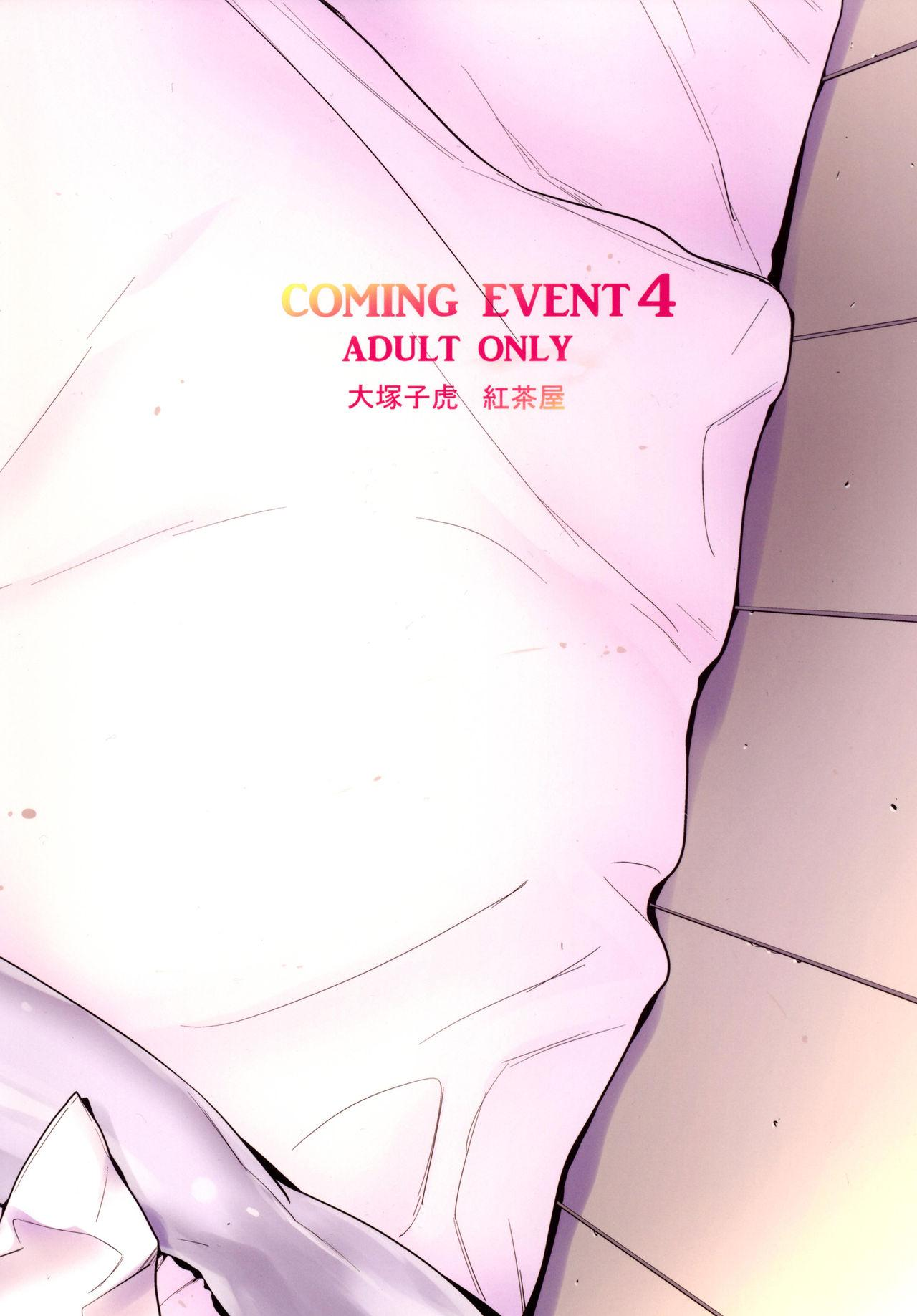 COMING EVENT 4 29
