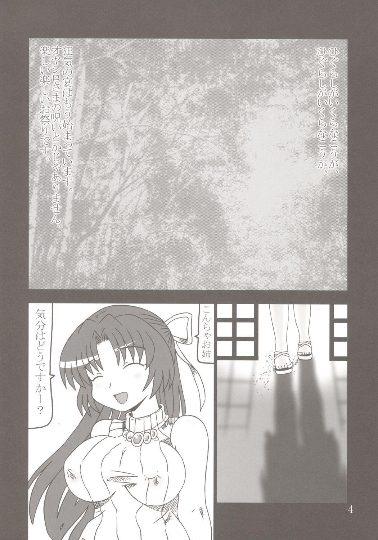 Hinamizawa no Hinichijou 2