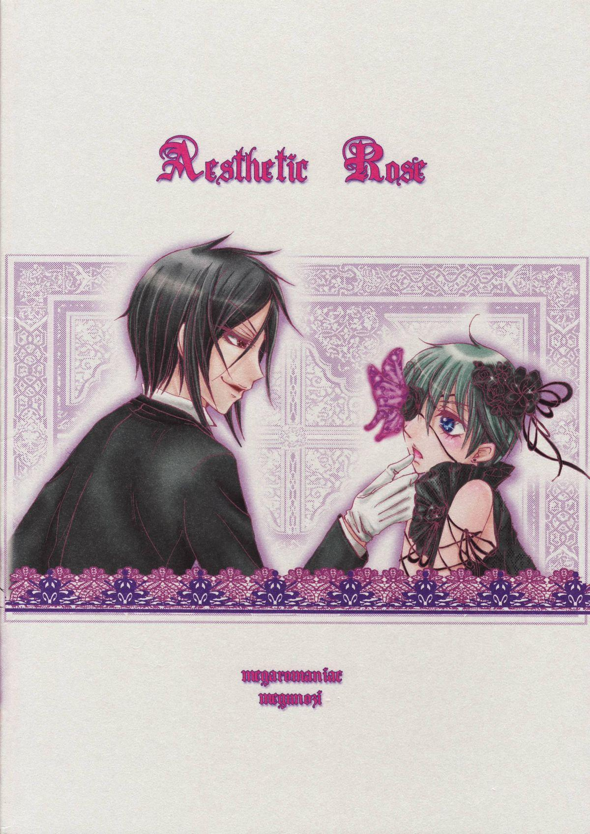 Kuroshitsuji  - Aesthetic Rose 24