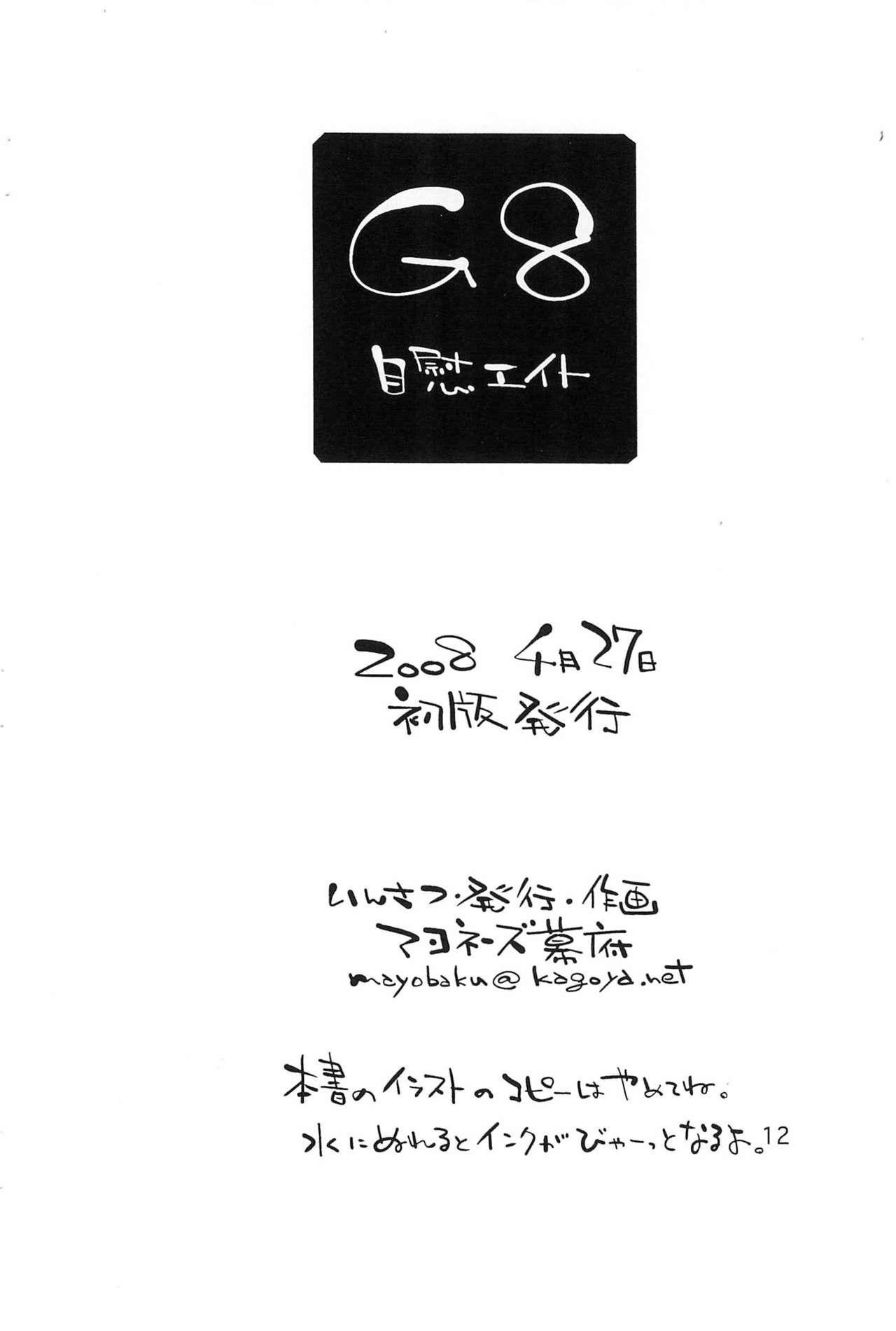 G8 13