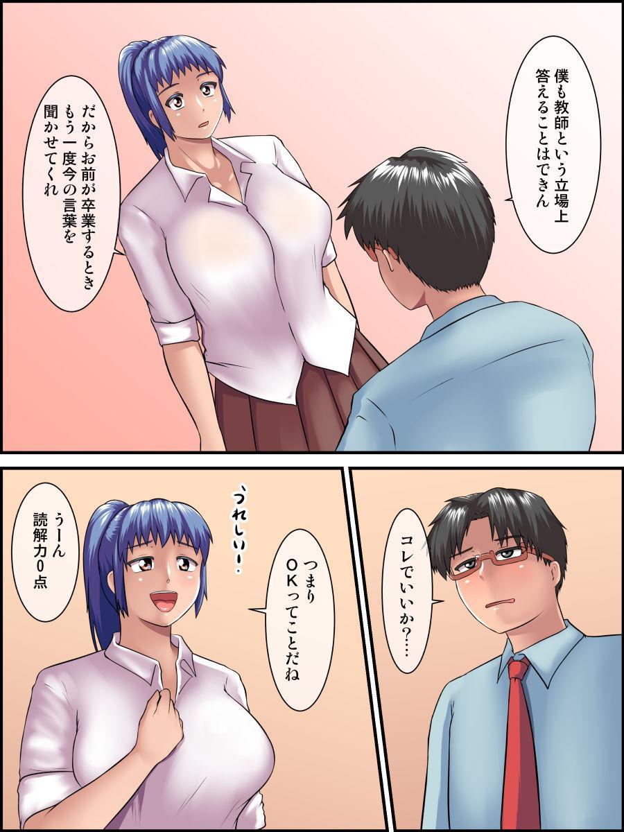 Sensei Daa~isuki!! Houkago no Ikenai kedo Ikechau Hoshuu Jugyou 8