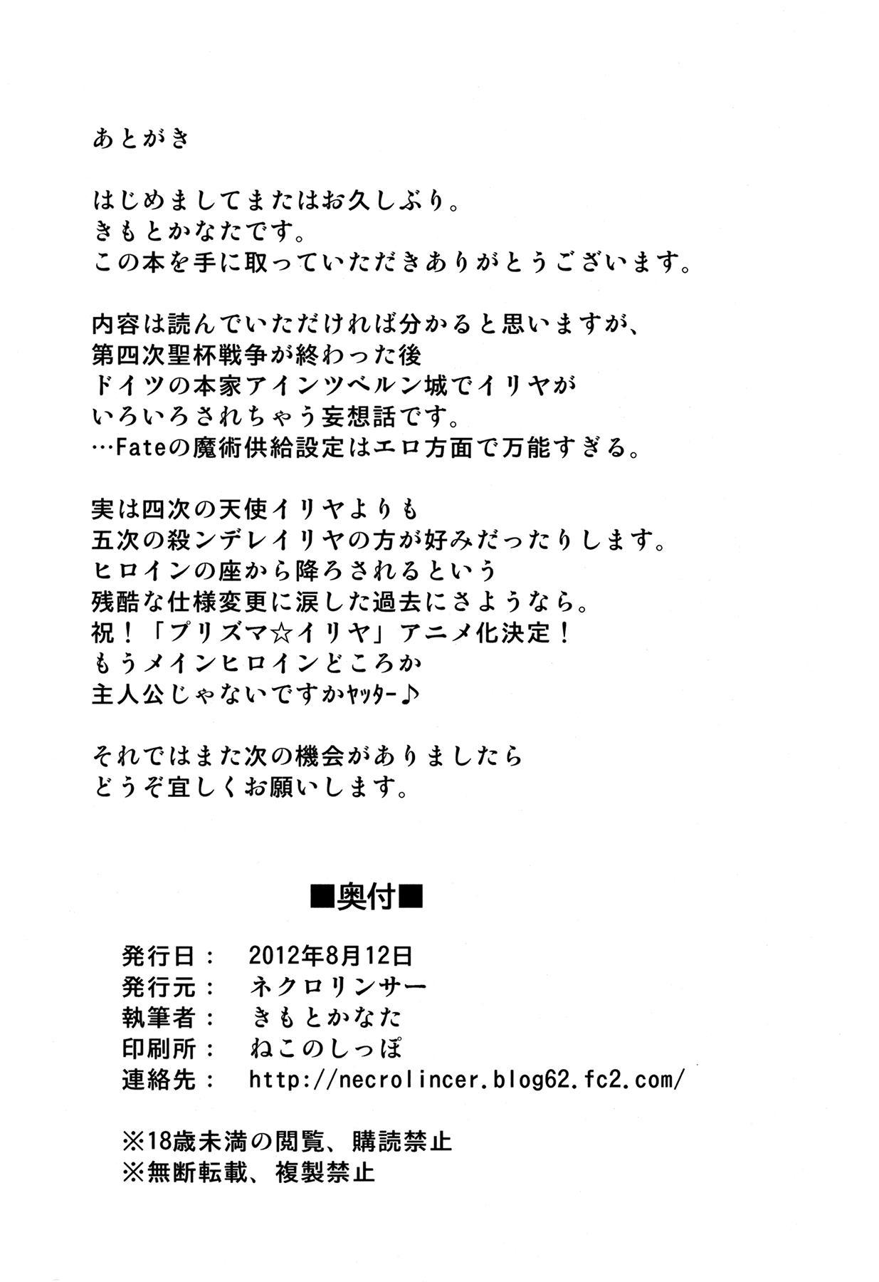 Ilya ☆ Zero 22