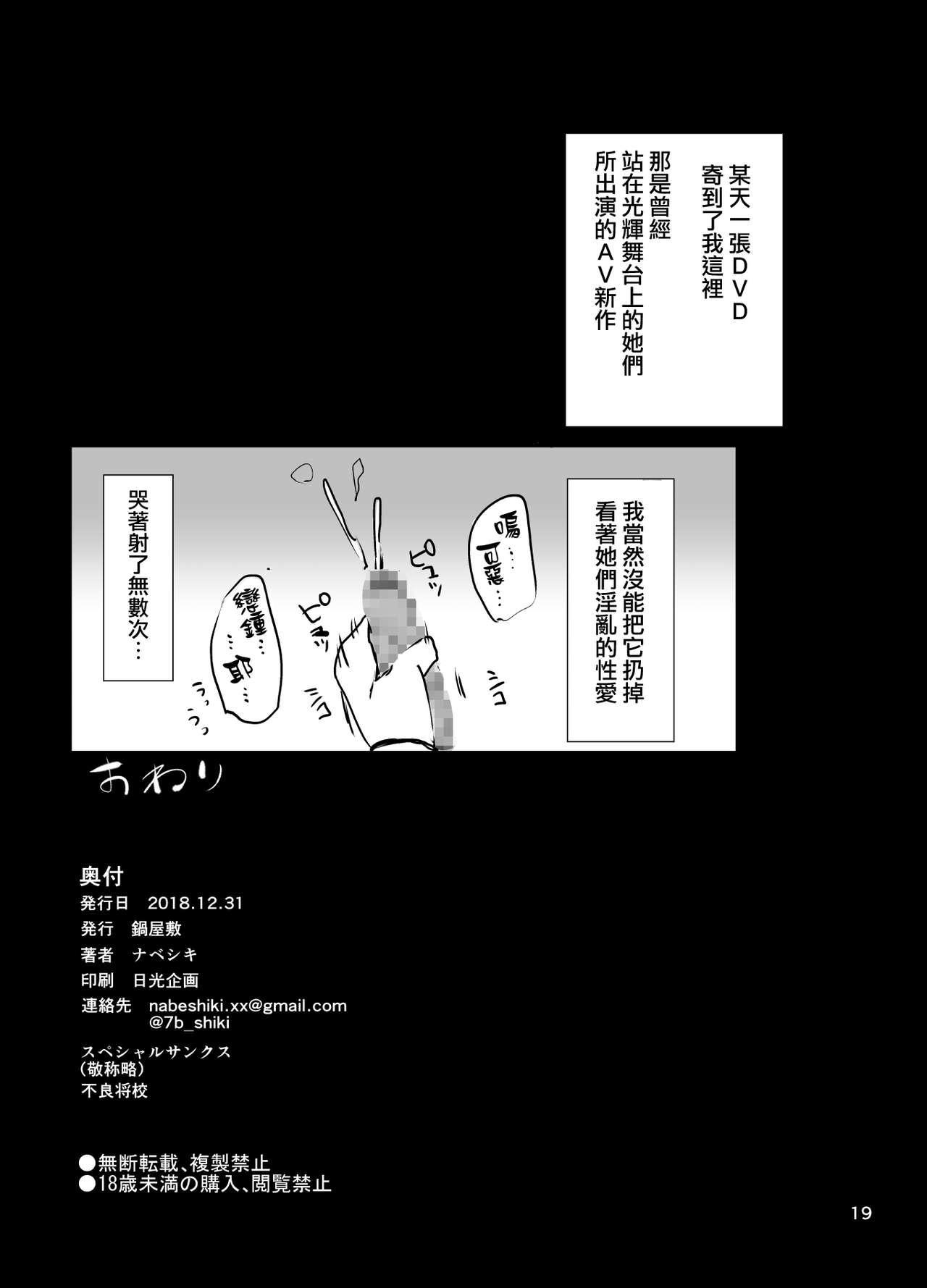 Sakuya to Kogane ga Saimin de AV Debut Suru Hon 18