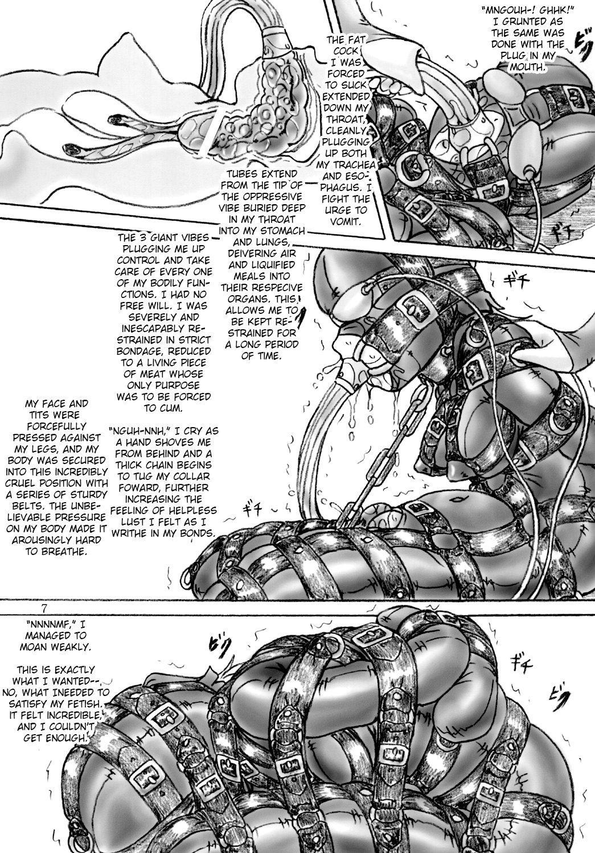Zecchou Kenkyuujo | Orgasm Research Facility 7