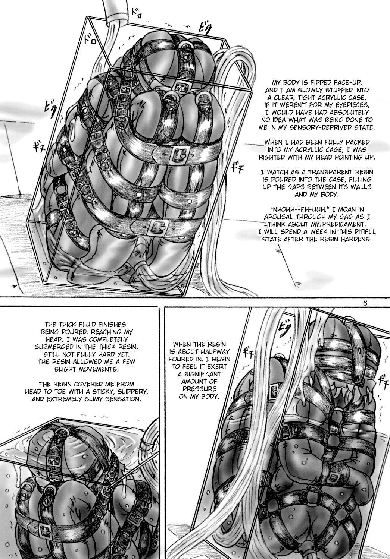Zecchou Kenkyuujo | Orgasm Research Facility 8