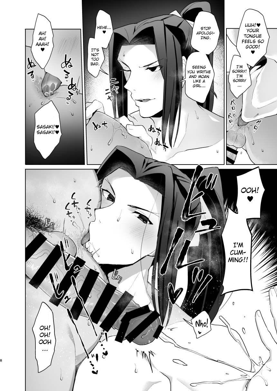 Kanojo no Sasaki ga Itoshii.   Sasaki is My Lovely Girlfriend. 7