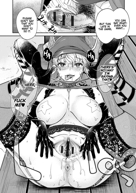 [Umemaru, Mizuryu Kei] Ishoku Bitch to YariCir Seikatsu Ch. 1-7 | The Fuck Club's Different Hues of Ho Ch. 1-7 [English] [1F47B] [Digital] 38