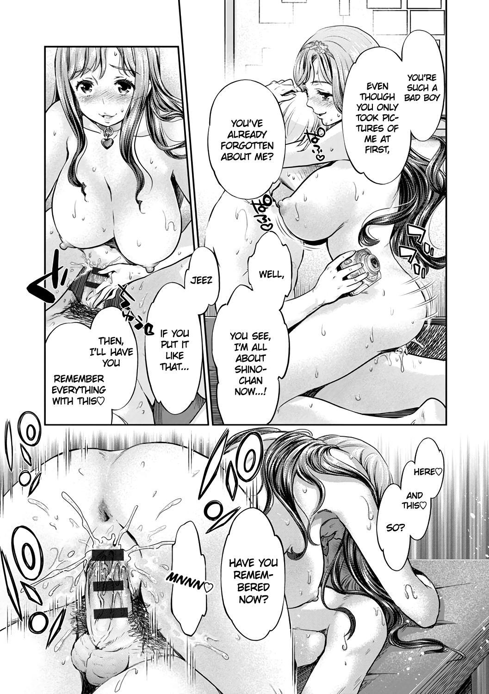 [Umemaru, Mizuryu Kei] Ishoku Bitch to YariCir Seikatsu Ch. 1-7 | The Fuck Club's Different Hues of Ho Ch. 1-7 [English] [1F47B] [Digital] 56