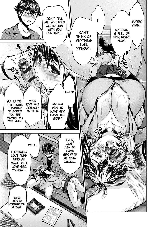 [Umemaru, Mizuryu Kei] Ishoku Bitch to YariCir Seikatsu Ch. 1-7 | The Fuck Club's Different Hues of Ho Ch. 1-7 [English] [1F47B] [Digital] 72